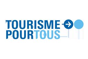 Logo Tourisme pour tous